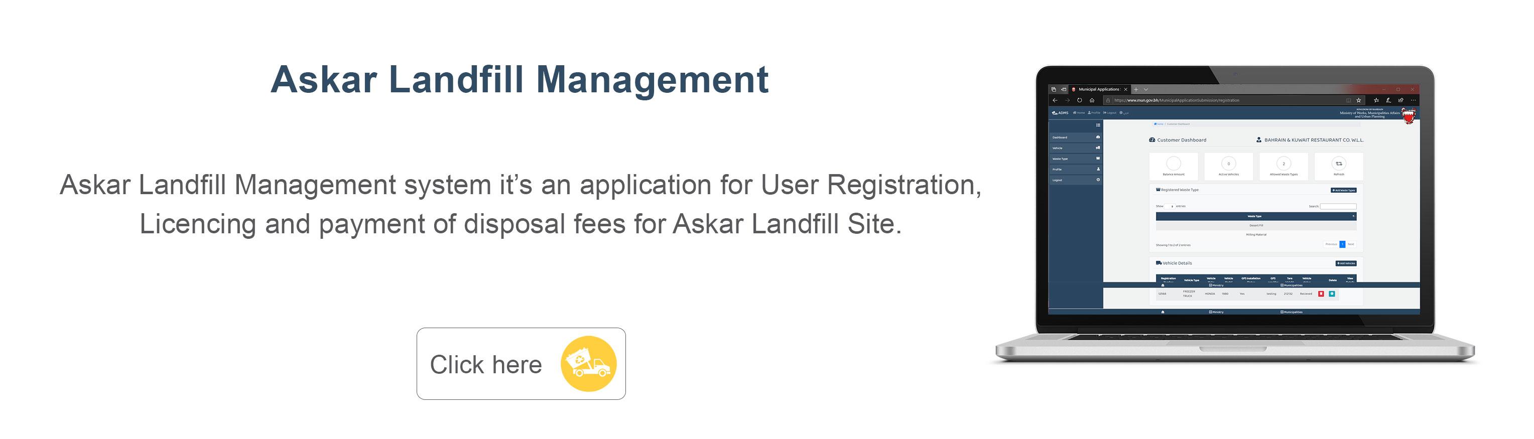Askar Landfill Management